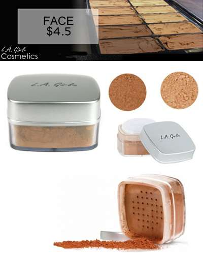 LA Girl Loose Powder