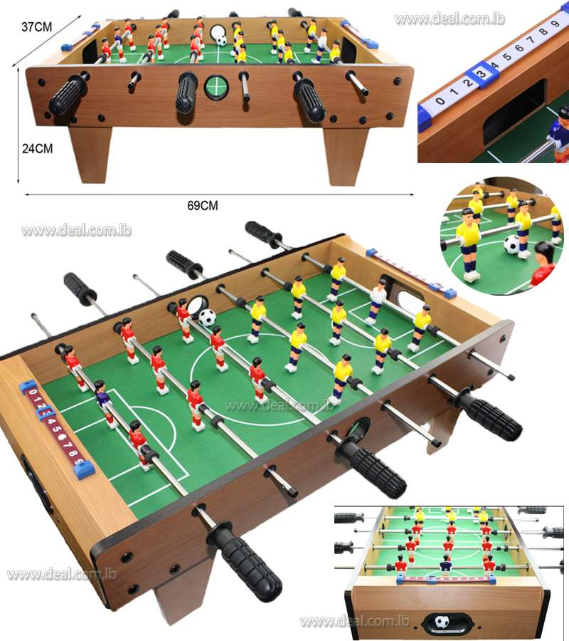 Football Table Soccer Football Kids Table Game Toys.