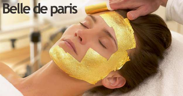 Golden Mask and NTS delightful anti-aging treatmen