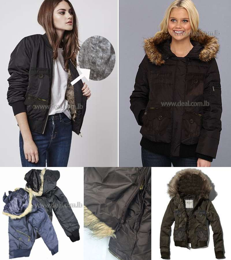 Special One Ladies Fauxfur Lined Jacket with Detachable Hood
