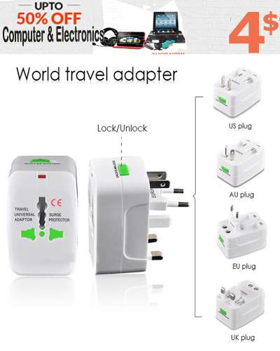 International Travel Adaptor