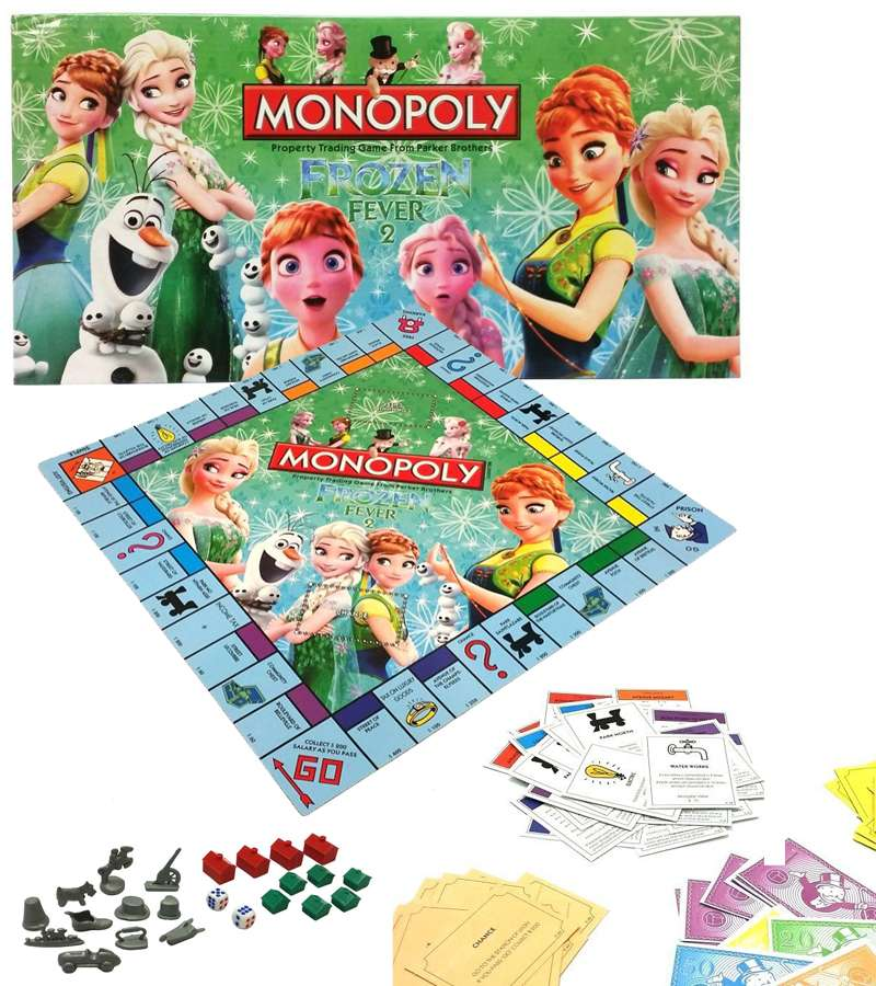 MONOPOLY Frozen Fever