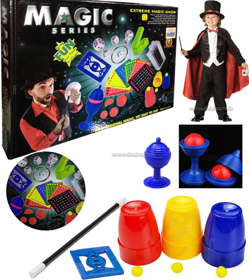 Magic Series Extreme Magic Show