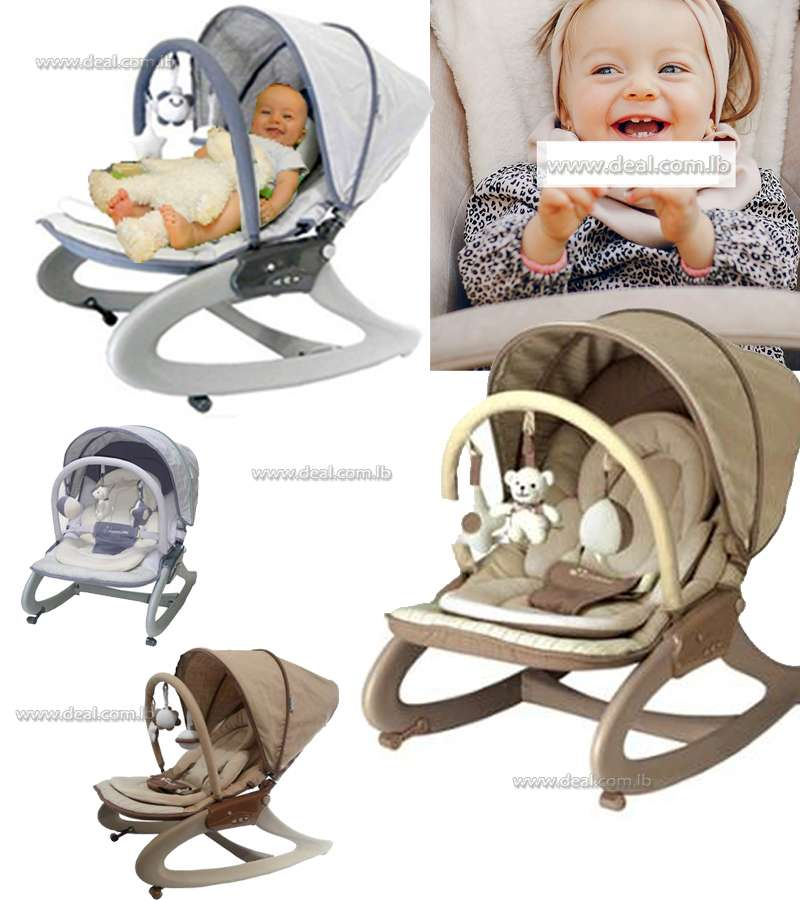 Mamalove Activity Rocker Select