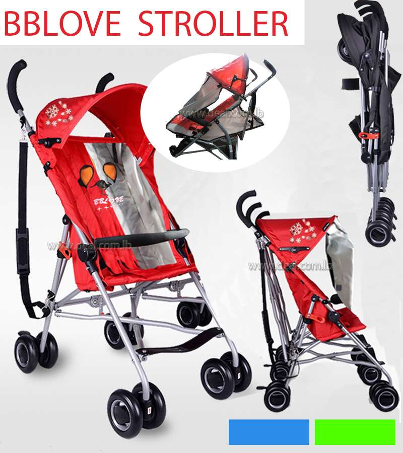 Multinational BBLOVE Baby Stroller
