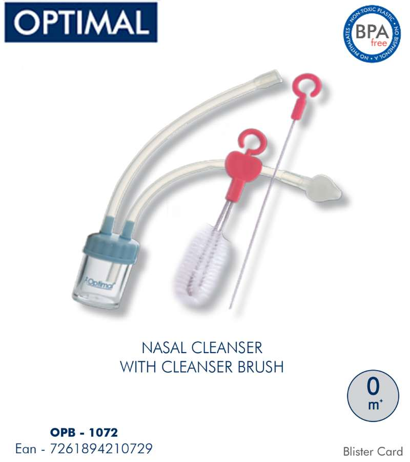 Nose Cleaner with Brush