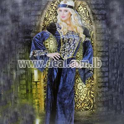 Women Renaissance Queen Costume