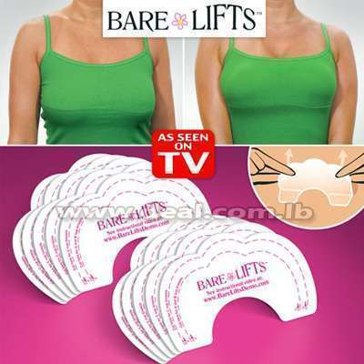 As Seen On TV Bare Lifts The Instant Breast Lift