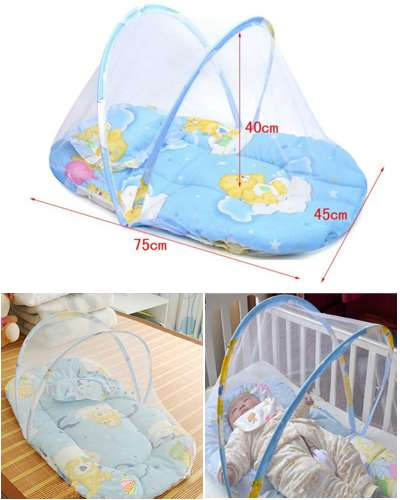 Baby  Folding Soft Mosquito Net bed
