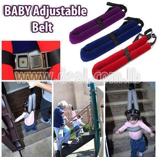 Toddler Baby Skating keeper baby safe walking Safety Harness Adjustable Belt Learning Walking