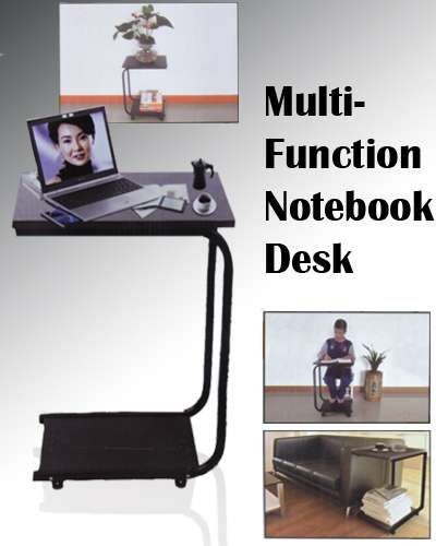 Notebook Desk
