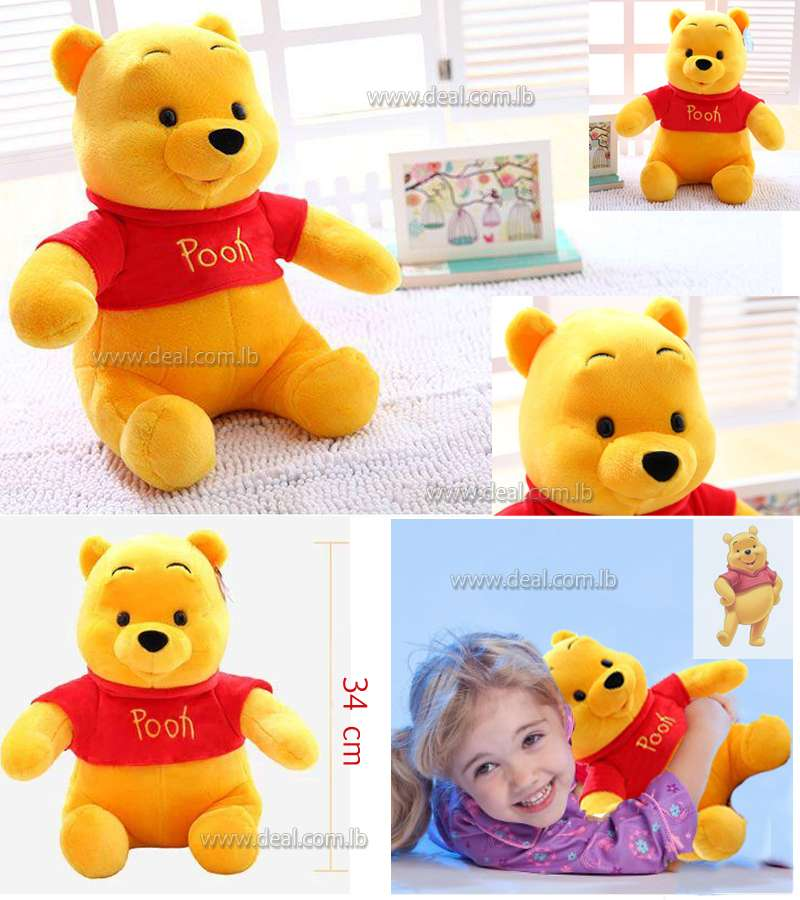 Winnie the Pooh Doll Plush toys Small