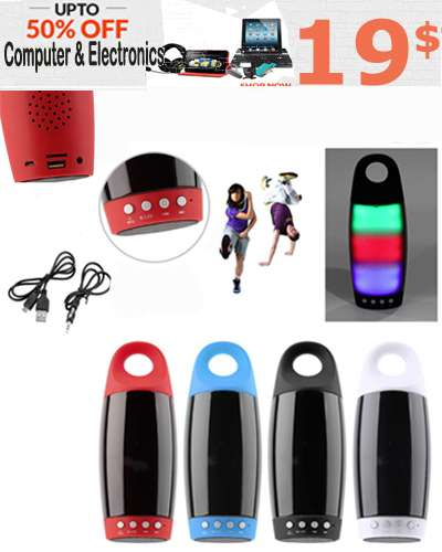 Wireless Portable Stereo Speaker