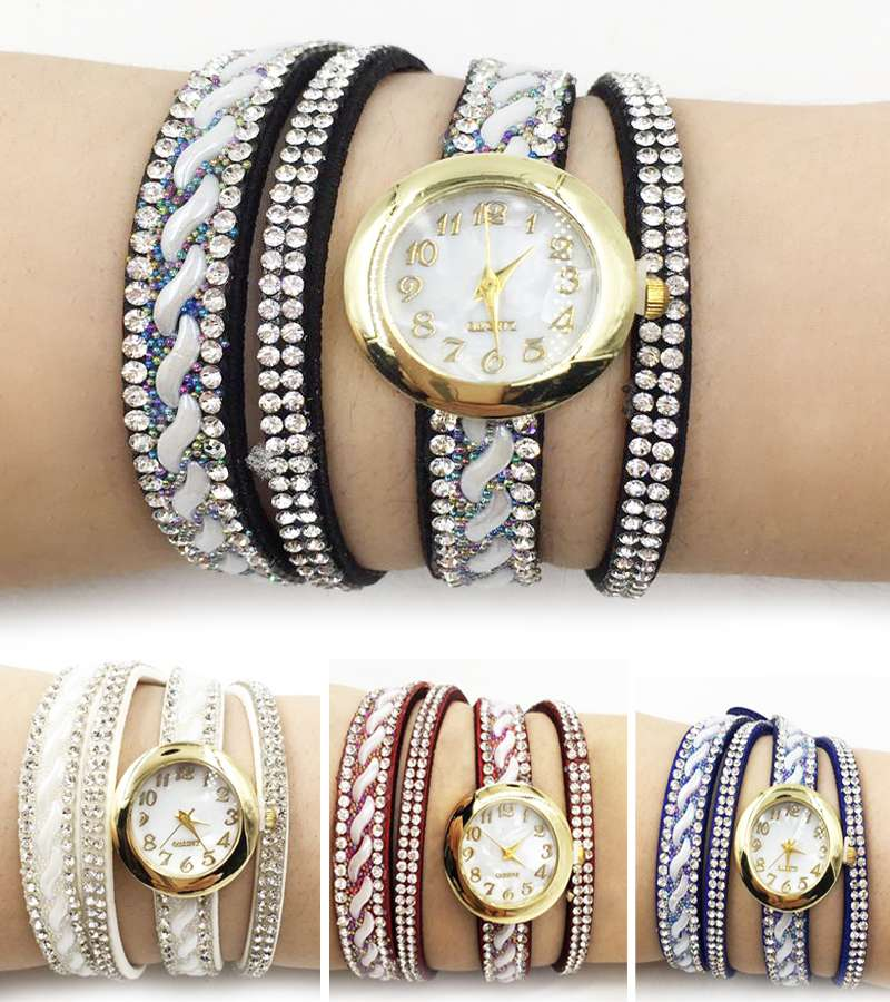 Women Bracelet Watch Ladies Casual  Wristwatch