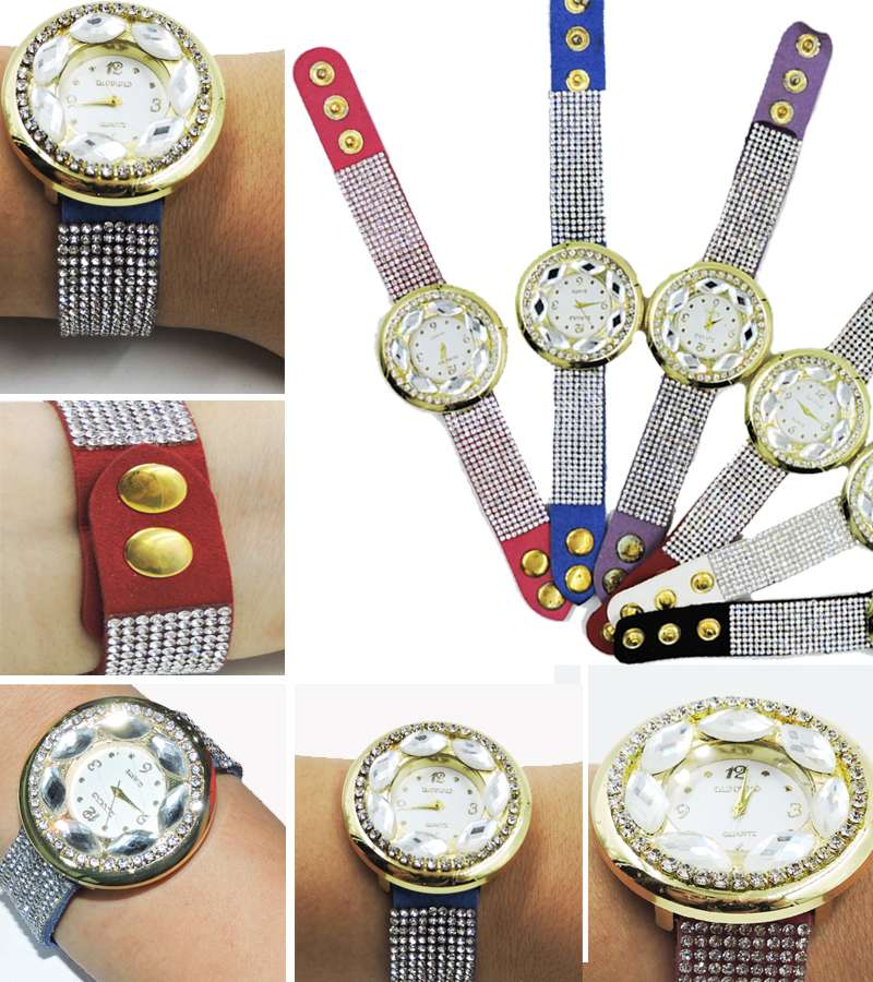 Women Watches Fashion Dress Braclet Watch