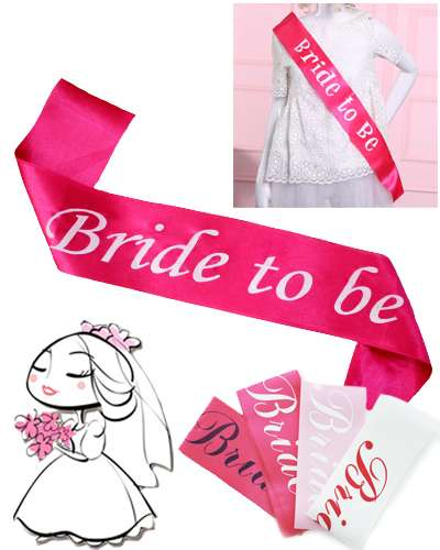 Bride to be Ribbon
