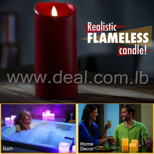 14.5 cm LED Flameless Candles