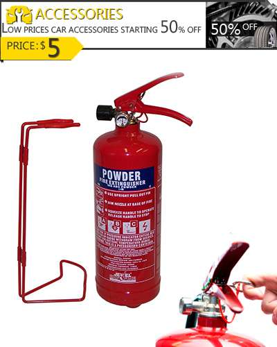 ABC POWDER FIRE EXTINGUISHER 1KG
