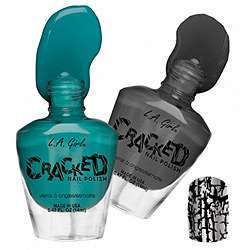 LA Girl Cracked Nail Polish