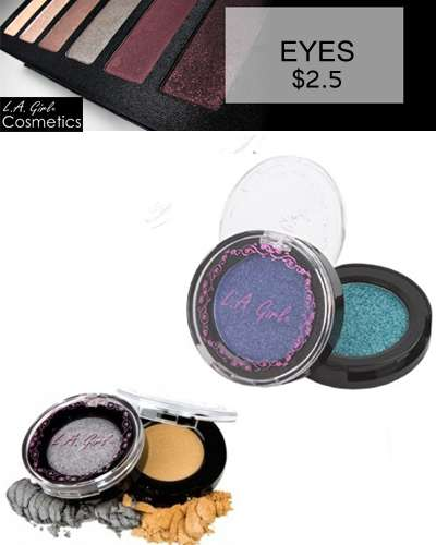LA Girl Mega Pearl Eye-shadow