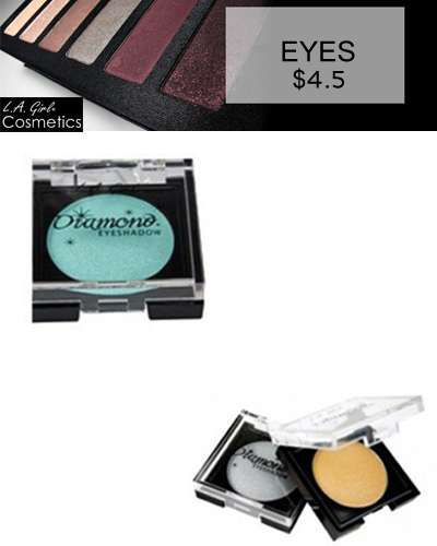 LA Girl Diamond Eye-shadow