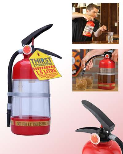 1500 ML Firefighting Cocktail Shaker