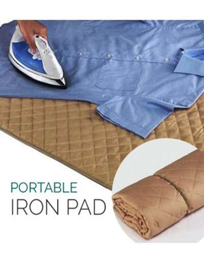 Iron Express Portable Ironing Pad