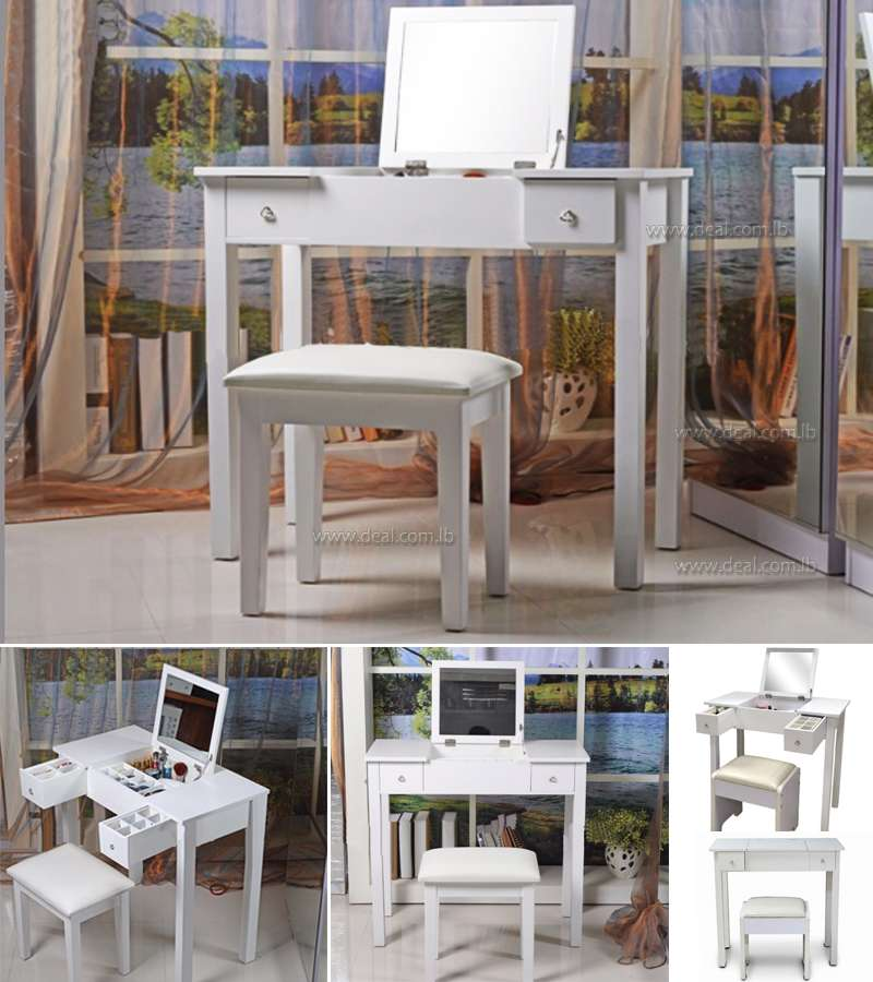 Dressing+Table+with+Mirror