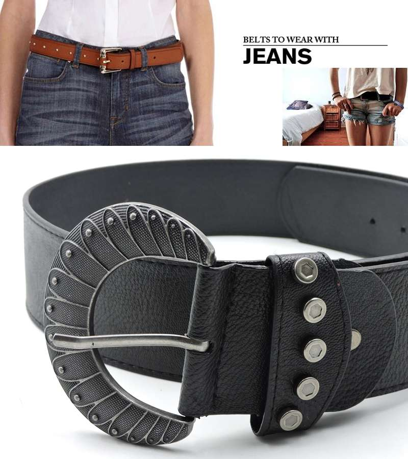 leather Women Belts design 10
