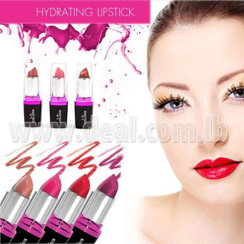 LA Colors Hydrating Lipstick