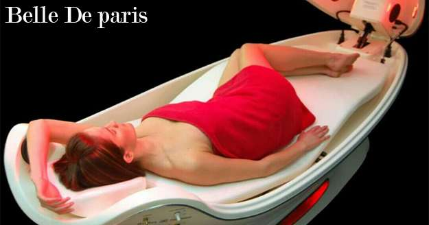 Infrared Spa Slimming