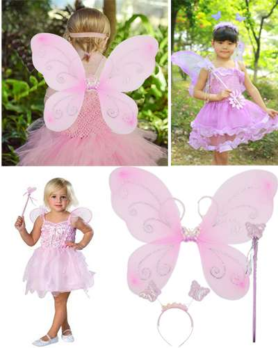 Fancy butterfly costume