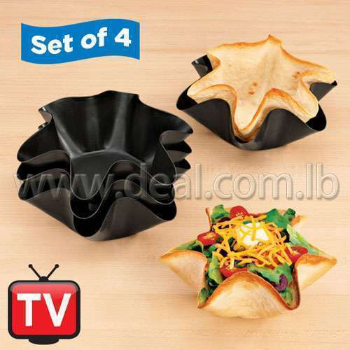Perfect Tortilla Pan Set