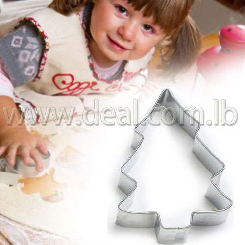 Tree Shaped Omelette Ring Cookie Molds Egg Pancake Rings Mould Kitchen Utensil