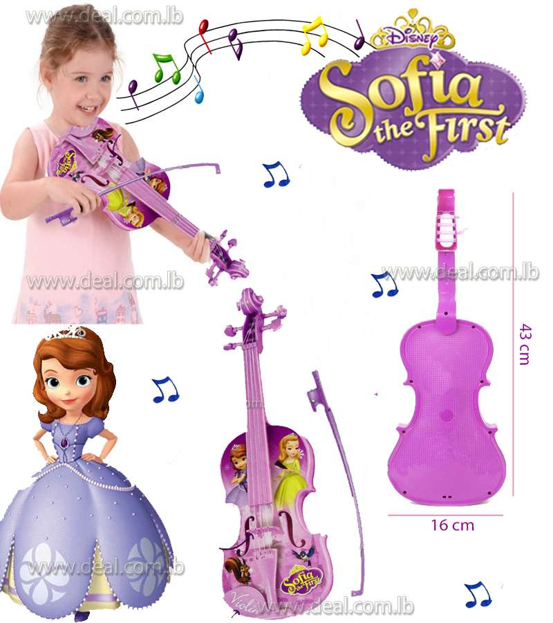 Musical Violin Toy