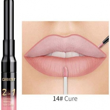 QIBEST+2-in-1-Lipgloss-Lip-Liner