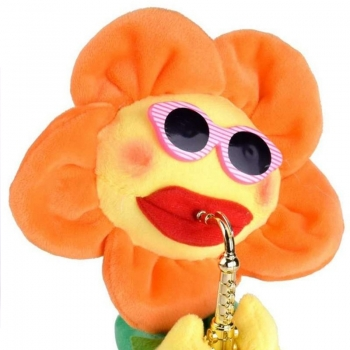 Singing+and+Dancing+Saxophone+Sunflower