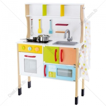 PLAYTIVE+JUNIOR+Wooden+Play+Kitchen