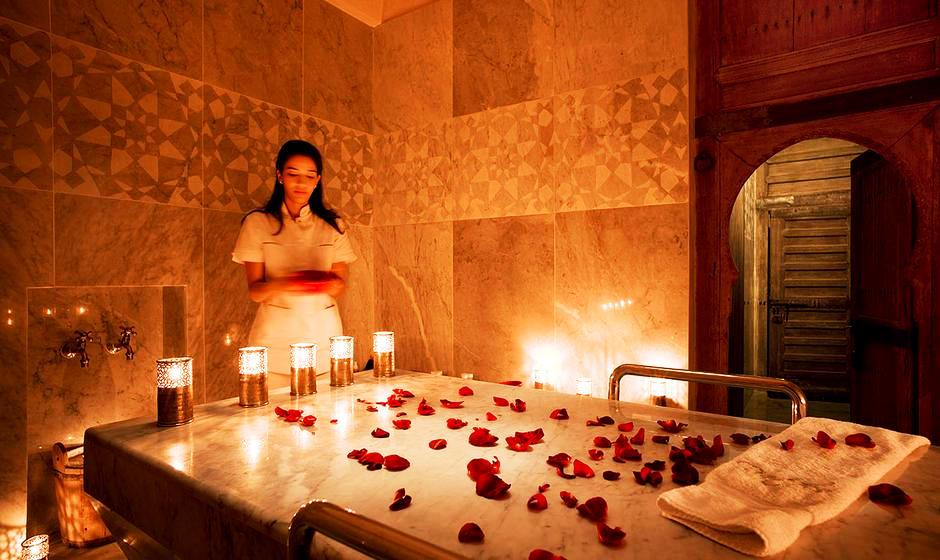 50pcent off turkish moroccan bath plus relaxing massage at green spa pay 40 instead - Moroccon bathroom ...