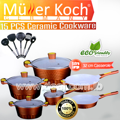 ... Cookware Made In Germany (pay $160 Instead Of $1040) - Everyday Deals