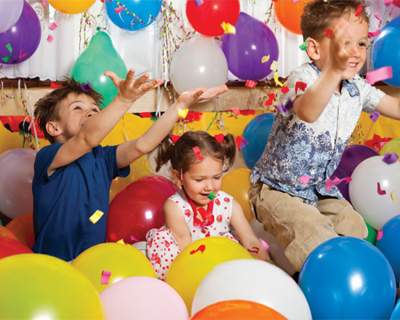 67% OFF Kids Birthday Party
