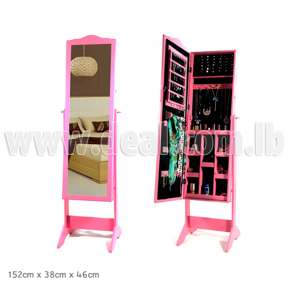 Igrab Me 70pcent Off Array Pink Wooden Dressing Cabinet